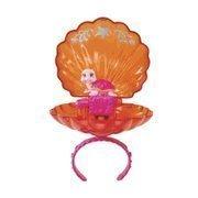 Barbie in a Mermaid Tale Seashell Surprise - Orange Turtle](Mermaid Barbie Collector)