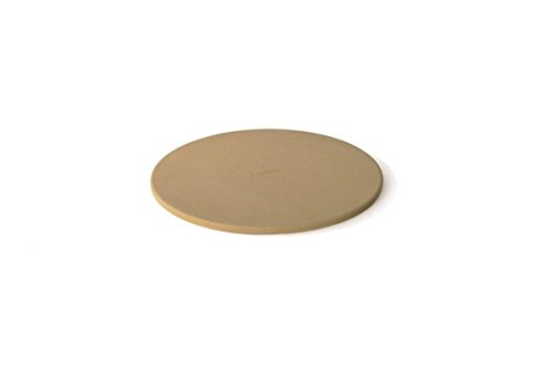 Berghoff Pizza Stone Cooking Baking Grilling 14'' Round Extra Thick Oven BBQ Grill