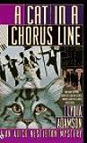 A Cat in a Chorus Line (Alice Nestleton Mystery)