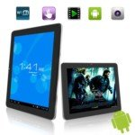 (TSINGHUA TONGFANG E900 16GB RK2918 Cortex-A8 1G DDR3 Android 4.0 Tablet PC with 9.7