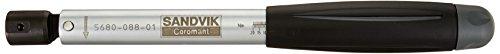 Sandvik Coromant 5680 088-01 Assembly Item, Torque Wrench, 10 Nm-20 Nm, 88'' lb.-177'' lb. by Sandvik Coromant