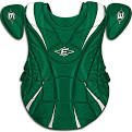 Easton New Synge Chest Protector Fastpitch 14'' Intermediate Green by Easton