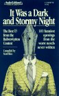 It Was a Dark and Stormy Night by Brand: Audio Partners