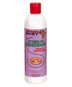 - Africa's Best Instant Detangling Conditioner 355 ml by Africa's Best