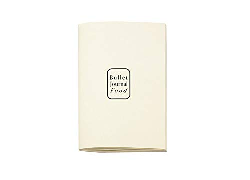 N1015R2 set da 2Food /& Ivory cibo e bianco, a puntini Inserti per diario Bullet Journal beige 10 x 15 cm