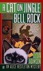 A Cat on Jingle Bell Rock, Lydia Adamson, 0451194586