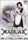 MADLAX Vol.3 [DVD]