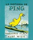 La Historia de Ping, Marjorie Flack, 0670869589