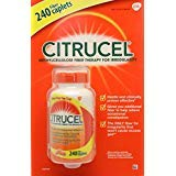 Citrucel Methylcellulose Fiber Therapy For Irregularity - 240 Caplets