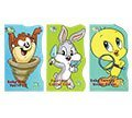 Bringing Up Baby Looney Tunes 3-Pack ~ Baby Taz, You're It, Baby Tweety Under Cover, & Fourteen Carrot Gold