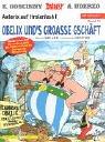 Asterix Mundart 30. Obelix unds groasse Gschäft par Hagen