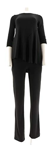 Attitudes Renee Sophisticated Stylish 3Pc Wardrobe Set Black XXS New A265966 from Attitudes by Renee