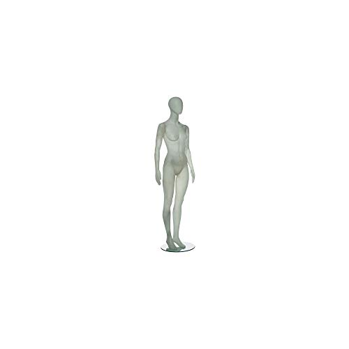 Econoco ROF1MFW Translucent Fiberglass Female With Oval Head