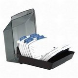 Petite® Covered Card File, 250 2-1/4 x 4 Cards/9