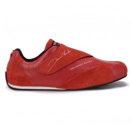 Urban Boards Shoes Dennis Chamber Rosse Eur: 41 UK: 9 (9a)