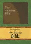 Saint Joseph Personal Size Catholic Bible-NABRE ()