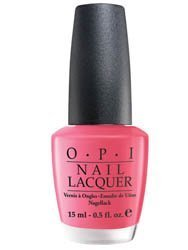 OPI Strawberry Margarita Nail Lacquer M23