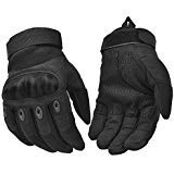 Outdoor Knuckle Tactical Gloves Motorcycle...