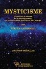 Mysticisme par Underhill