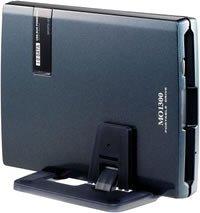 (IO-DATA by Fujitsu 1.3GB GIGAMO MO Magneto Optical DRIVE USB POWERED 3.5