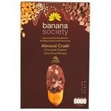 Banana Society Banana Coated With Almond Chocolate 180 (Win A Banana Costume For Halloween)