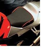 00-06 HONDA RVT1000R: Sargent World Sport Performance Seat (Black Welt) (Honda Rc51)
