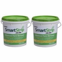 Smart Strip by Peel Away Biodegradable Paint Remover - 2 Gallons (2 1-Gal) (Smart Strip Paint Remover compare prices)