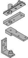 Center Hung Top Pivot (IVES 7255J Center Hung Pivot Top & Bottom Set)