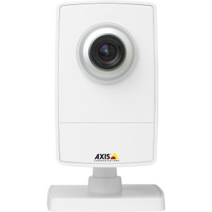 Axis M1004-W Network Camera - Color M1004-W NETWORK CAMERA INDOOR WL 720P Wireless, Cable - Wi-Fi by Axis