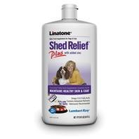 Lambert Kay Linatone Shed Relief Plus 16 fl (Linatone Food Supplement)