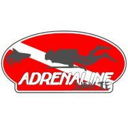 Adrenaline Junkie Spearfishing Decal Sticker