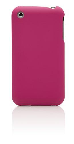 Cygnett GrooveShield Form Hard Skin Case for iPhone 3G/3GS - Pink - 3gs Hard Case