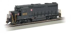 Bachmann EMD GP30 Pennsylvania 2212 Locomotive HO Scale, DCC On-Board