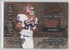 (Football Card) 2002 Playoff Absolute Memorabilia - Leather and Laces - Football #LL-13 (239 Leather)