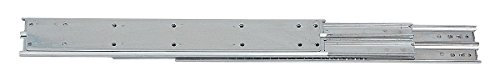 Sugatsune ESR-10-18 Stainless Steel Drawer Slide, by Sugatsune