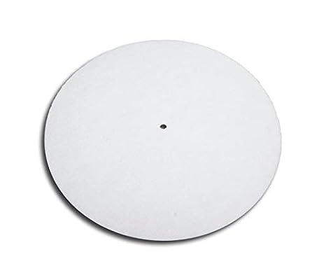 SLIPMAT Disco Patinador Color Blanco para Proteccion Discos ...