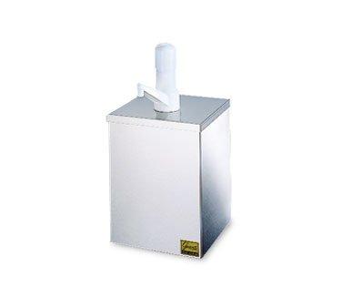 San Jamar P9810 Condiment Pump Box Dispenser (for #10 Can or Jar) (Countertop Restaurant Equipment compare prices)