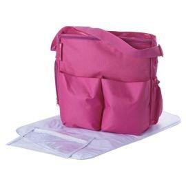 Clair de Lune Salisbury Changing Bag - Hot Pink
