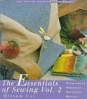Essentials of Sewing, Sue Thompson and Gabi Tubbs, 0517887673