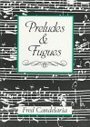 Preludes and Fugues, Fred Candelaria, 0921870191