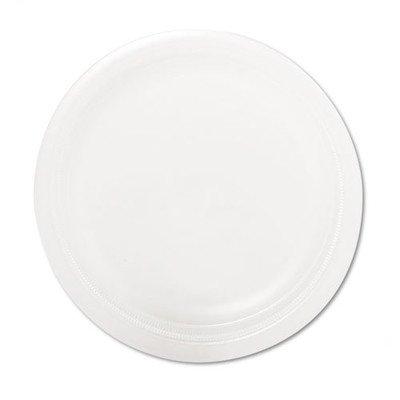 Mediumweight Foam Plates (Set of 500)