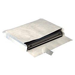 Survivor R4492 Tyvek Booklet Expansion Mailer, 12 x 16 x 2, White, 18lb (Case of - Envelopes Tyvek Expansion Side Open