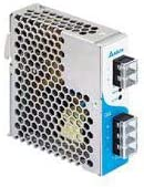 Delta DRP024V060W1AA DIN Rail Power Supplies 24V 60W Metal CASE 121 x 32 x 120 mm