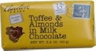 product image for Chocolove Xoxo Milk Chocolate Toffee & Almond Mini Bar ( 12x1.3 Oz)