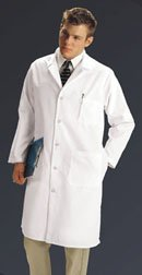Full Length Lab Coat tall