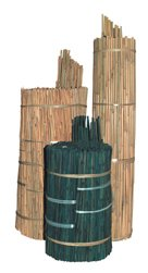 Bamboo Stakes - Natural - 1/2'' x 6'