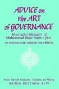 Mirror Sultana - Advice on the Art of Governance (Mau'izah-i Jahangiri) of Muhammad Baqir Najm-i Sani (SUNY Series in Near Eastern Studies)