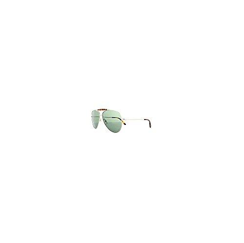 Valentino Men's Sunglasses, Light Gray/Havana, 61-12-145