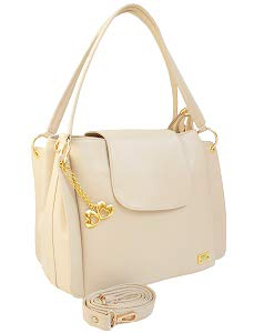 I Define You Latest Trend Cream Color Party Wear Handbag & Sling bag For Girls and Women's'|Diwali |...