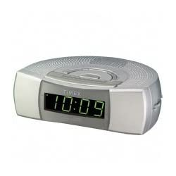 Timex T243S Nature Sounds Alarm Clock AM/FM Radio